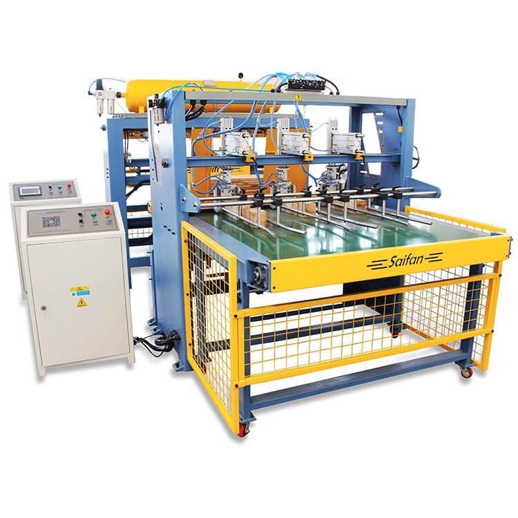 Wood Pallet Making Machine Manufacturer | HICAS
