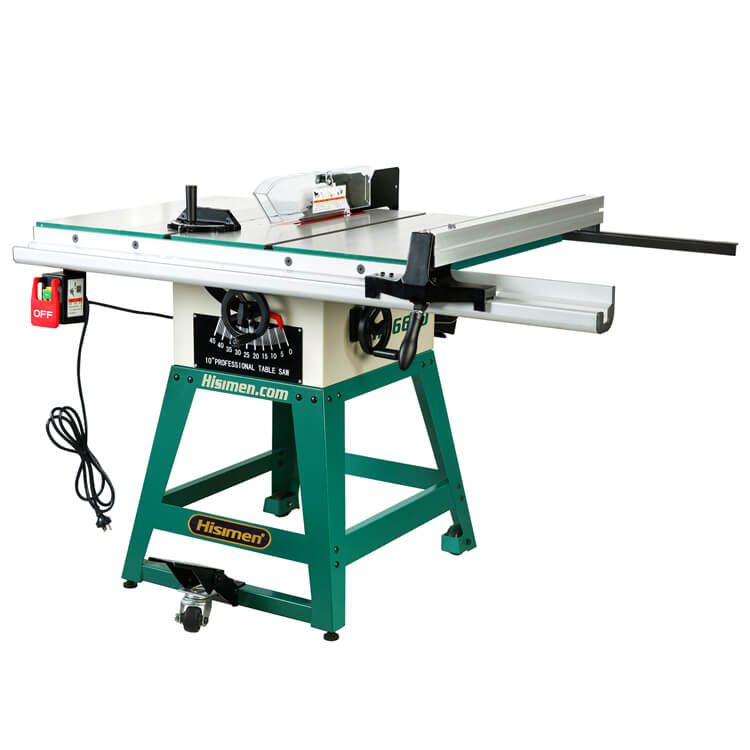 Wood Table Saw - MJ250